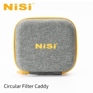 NiSi Circular Filter Caddy for 8 Filters (Holds 8 x up to 95mm)