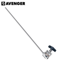 AVENGER - 40inch Extension Grip Arm Silver